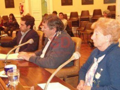 GASTROENTERITIS EN SALADILLO: SOLICITAN ANALIZAR EL AGUA