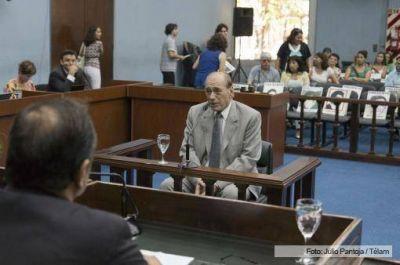 Zaffaroni declar� en el juicio contra ex juez federal Manlio Mart�nez