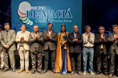 Comenzó la Expo Maciá 2015