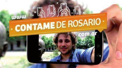 Un concurso convierte a rosarinos en gu�as de turismo
