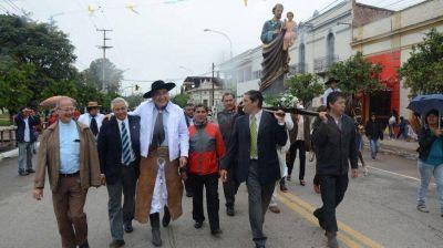 Una amplia participación en la octava a San José