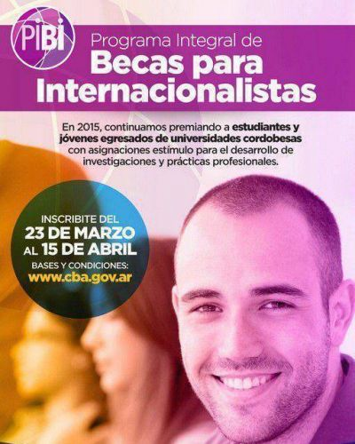 Lanzan la segunda edición de becas para estudios de relaciones internacionales