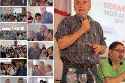 """Gerardo Morales: """"Vamos a darle gobierno a Jujuy"""""""