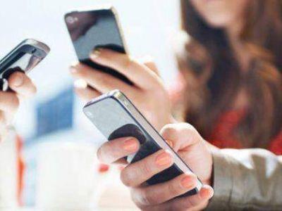 Aseguran que en la provincia falta stock de teléfonos inteligentes