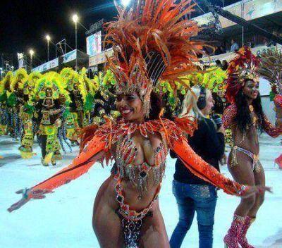 La primera noche del Carnaval 2015 se quedó sin su gran final