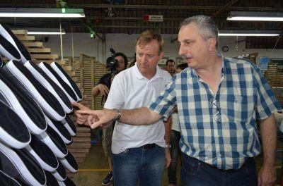 """Passalacqua: """"la marca Misiones debe ir potenciando su perfil industrial"""""""