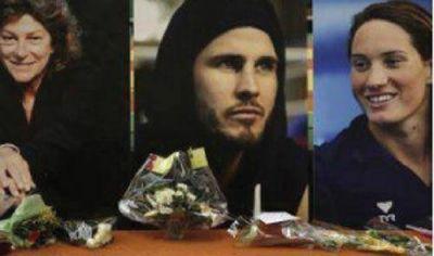 Llegaron a París los cuerpos de los muertos en el accidente aéreo