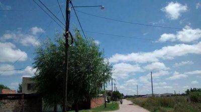 El Presupuesto Participativo de Zárate culminó obras de iluminación en 10 barrios