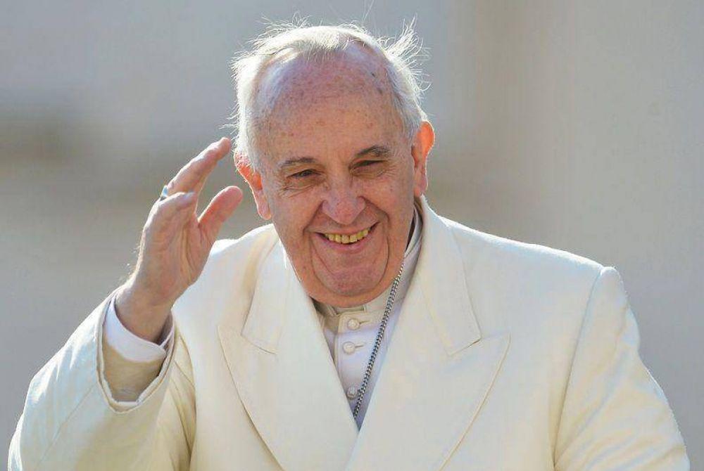 El Papa reclamó a la comunidad internacional que proteja el agua y garantice su acceso