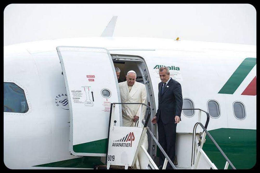 Se detalla la agenda de la visita del Papa Francisco a Bolivia
