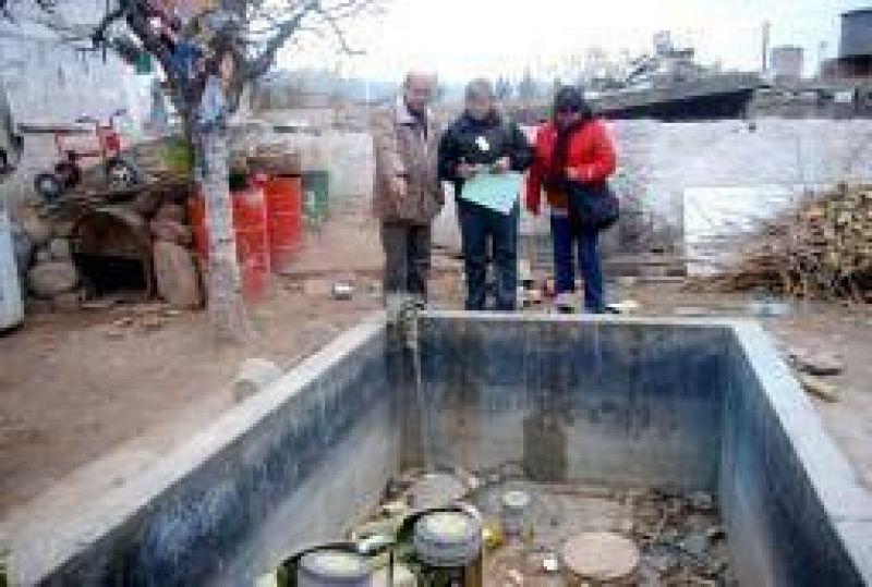 Dengue. Empezó el monitoreo por los barrios de la Capital