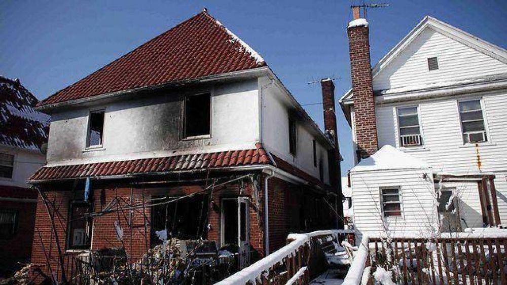La familia judía ortodoxa que murió en un incendio en Brooklyn será enterrada en Israel