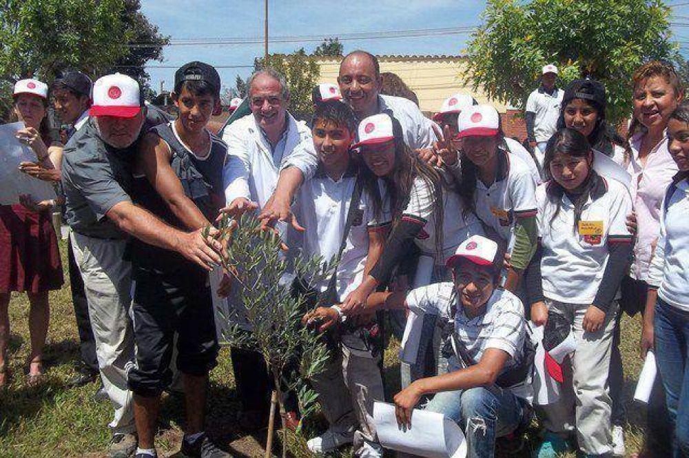 Scholas Ciudadanía culminó una nueva etapa en Salta