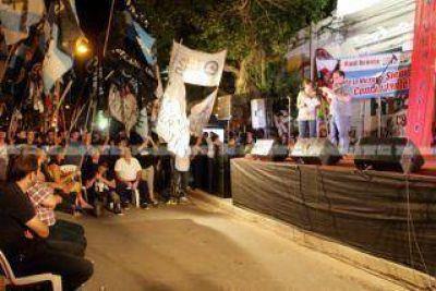 Esta noche en la Casa de la Memoria el Chaco repudia el golpe militar del 76