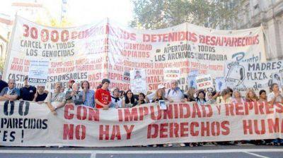 A 39 años del golpe militar, habrá dos actos en la Plaza de Mayo por el Día de la Memoria