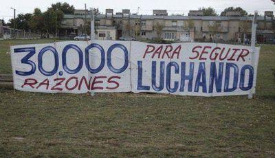 Realizarán acto en Plaza San Martín por el Día de la Memoria