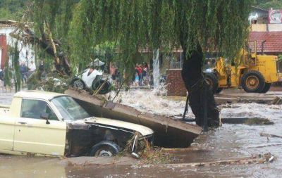 Escasean casas de alquiler para damnificados en Río Ceballos