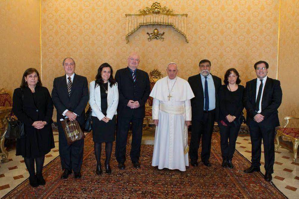 El Papa quiere elecciones transparentes y sin violencia en Argentina