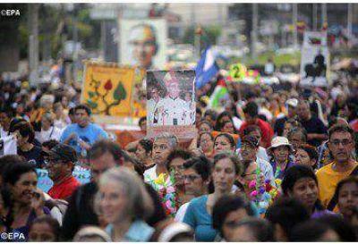 Roma celebra el 35º aniversario de la muerte de monseñor Romero
