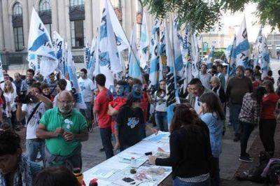 Recordaron en Tandil a los 30 mil desaparecidos