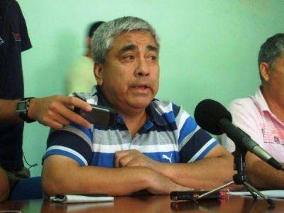 Cecilio Salazar, dirigente del Partido FE:
