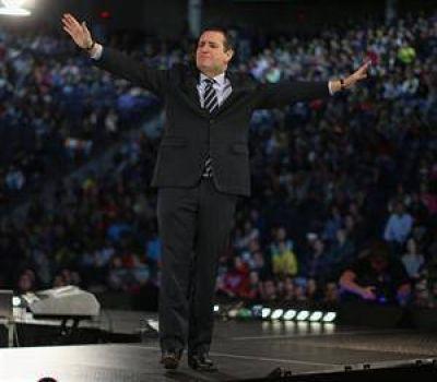 Empieza la carrera por la Casa Blanca: el republicano Ted Cruz ser� candidato