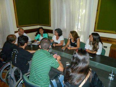 La Municipalidad avanza en accesibilidad junto al Ministerio de Turismo