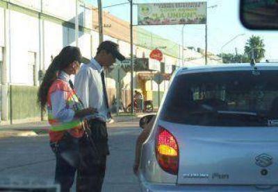 El aumento de los combustibles también elevó las multas: algunas superan los $ 26.000