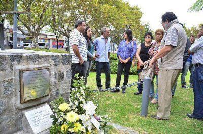 San Fernando recordó el Día de la Memoria, la Verdad y la Justicia