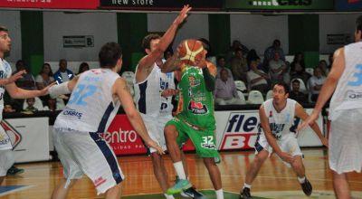 Bahía Basket cayó ante Estudiantes en Concordia 94-64