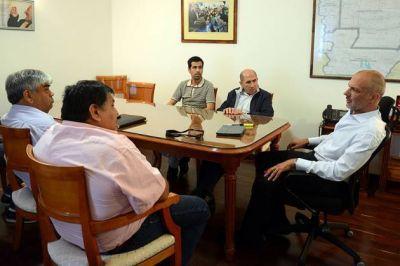 Buzzi recorrerá el yacimiento de Sipetrol con autoridades de la operadora chilena