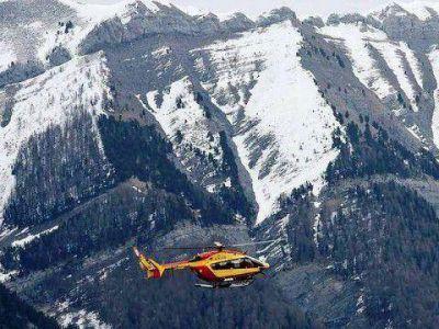Dos argentinos entre v�ctimas de la tragedia en Los Alpes