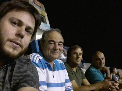 """""""Si no hay consenso, con el grupo de Erreca, Walter Suárez y Alberto Amado iremos a primarias"""""""