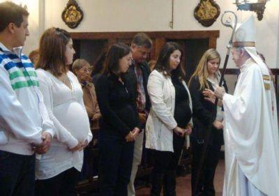 El Obispo Antonio Marino presidirá la misa por todos los niños por nacer