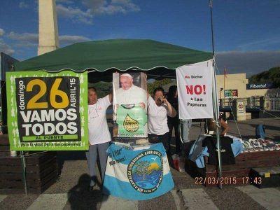 Una lucha inclaudicable en defensa del Río Uruguay