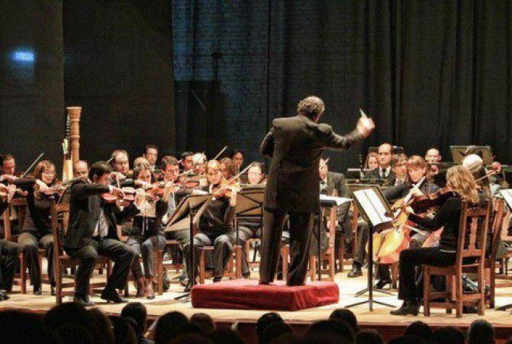 Orquesta Sinfónica de Entre Ríos: Nos está faltando un cacho de cultura