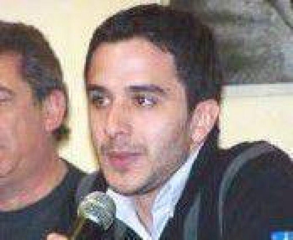 """Albarenque: """"Julio Solanas es una persona que sabe escuchar y sobre todo, tiene capacidad y experiencia para dar soluciones"""""""