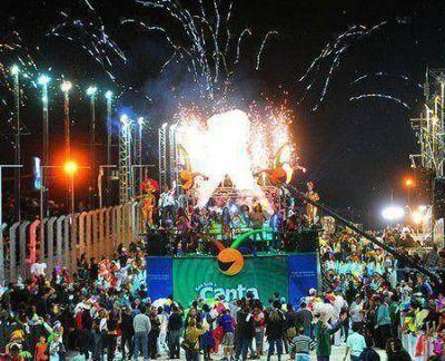 Carnaval 2015: todo salió de acuerdo a lo planeado en la segunda y tercera noche