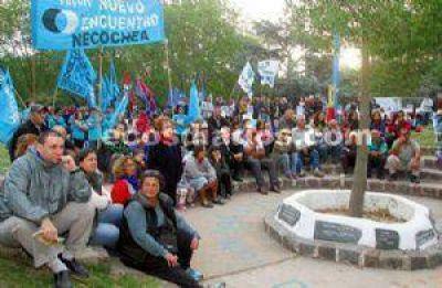 A 39 años del Golpe Militar, se conmemoró el Día de la Memoria