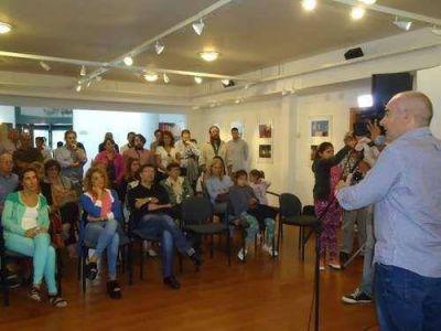 Echeverría encabezó acto por el Día nacional de la Memoria