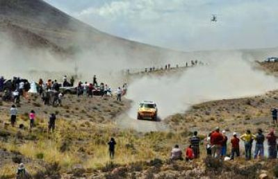 Dudan que el Dakar pase por la provincia en el 2016