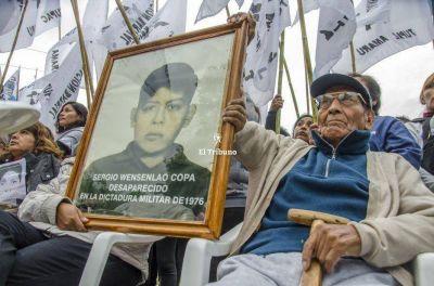 Familiares de desaparecidos cuestionaron a César Milani