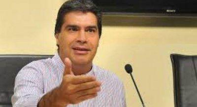 Capitanich desafi� a la oposici�n: �Unifiquen las elecciones municipales�