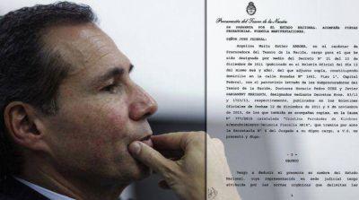 La C�mara Federal resolver� este jueves sobre la denuncia de Nisman