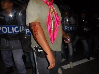 Mientras el país repudiaba el Terrorismo de Estado, en Formosa la policía reprimía a balazos a aborígenes en territorio federal