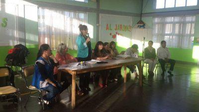 Se entregaron cargos docentes para el décimo Jardín de Infantes de la gestión Ríos