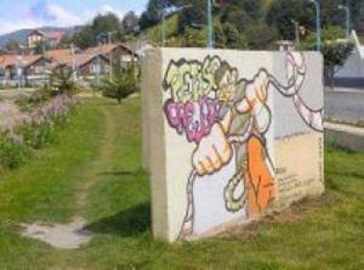 Convocatoria para jóvenes grafiteros de la ciudad