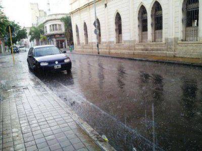 Este jueves seguirán las lluvias en Córdoba