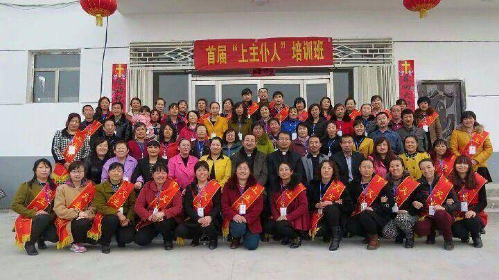 «La medicina de la misericordia renovará a la Iglesia en China»