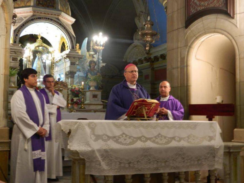 Mons. Urbanc cumplió 8 años como obispo de Catamarca